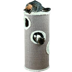 Cat Tower 100cm Brown/Cream