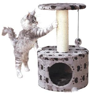 Scratching Post 61cm Grey