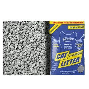 PETTEX CLUMPING