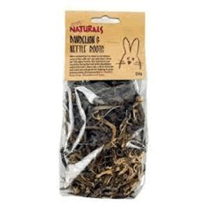 Boredom Breaker Natural Treats Dandelion & Nettle Roots 50g