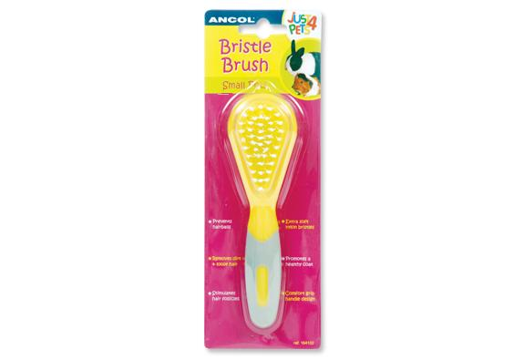 Small Animal Bristle Brush